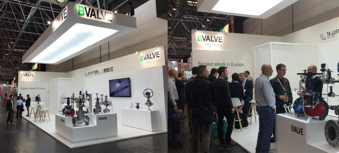 BVALVE at Valve World 2018